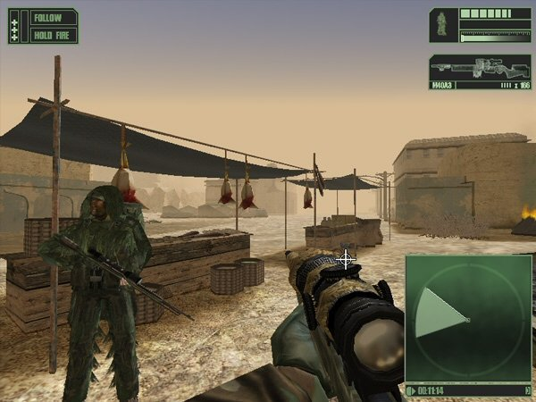 Marine Sharpshooter II Jungle Warfare 7