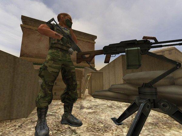 Marine Sharpshooter II Jungle Warfare 8