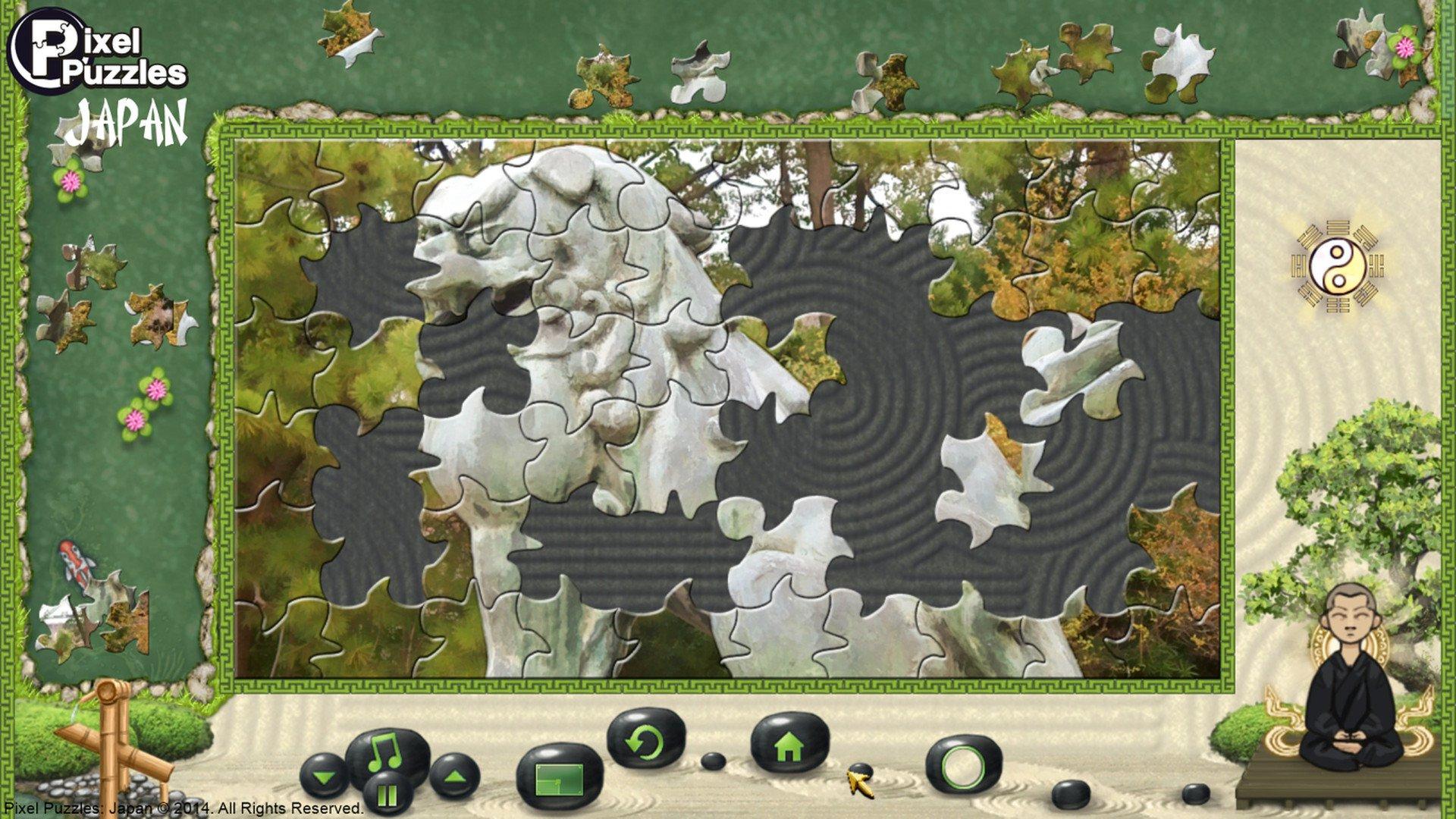 Pixel Puzzles Japan 4