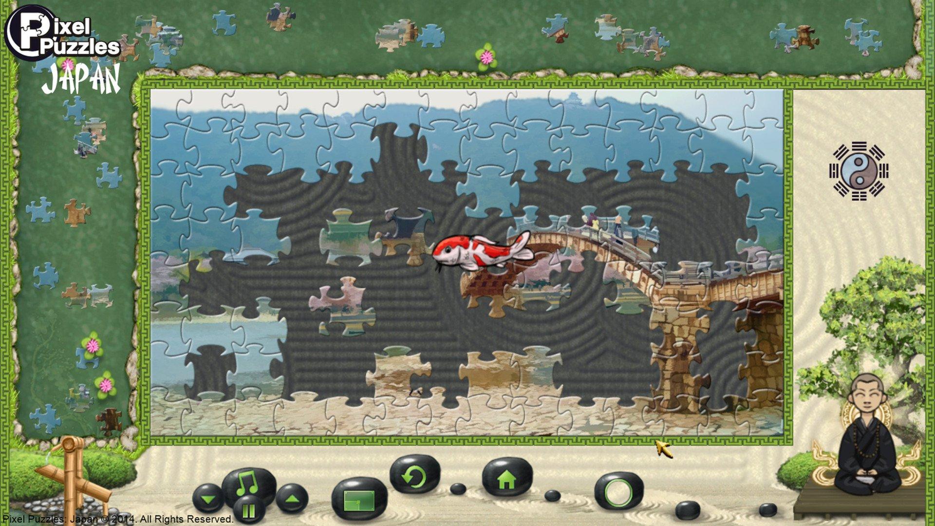 Pixel Puzzles Japan 6