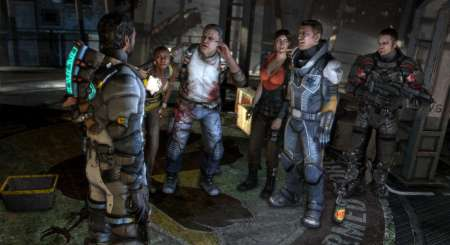 Dead Space 3 Limited Edition 714