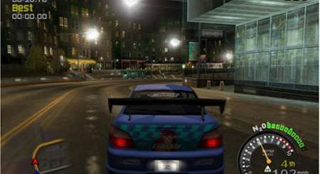 Street Racing Syndicate 9