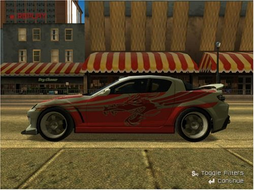 Street Racing Syndicate 7
