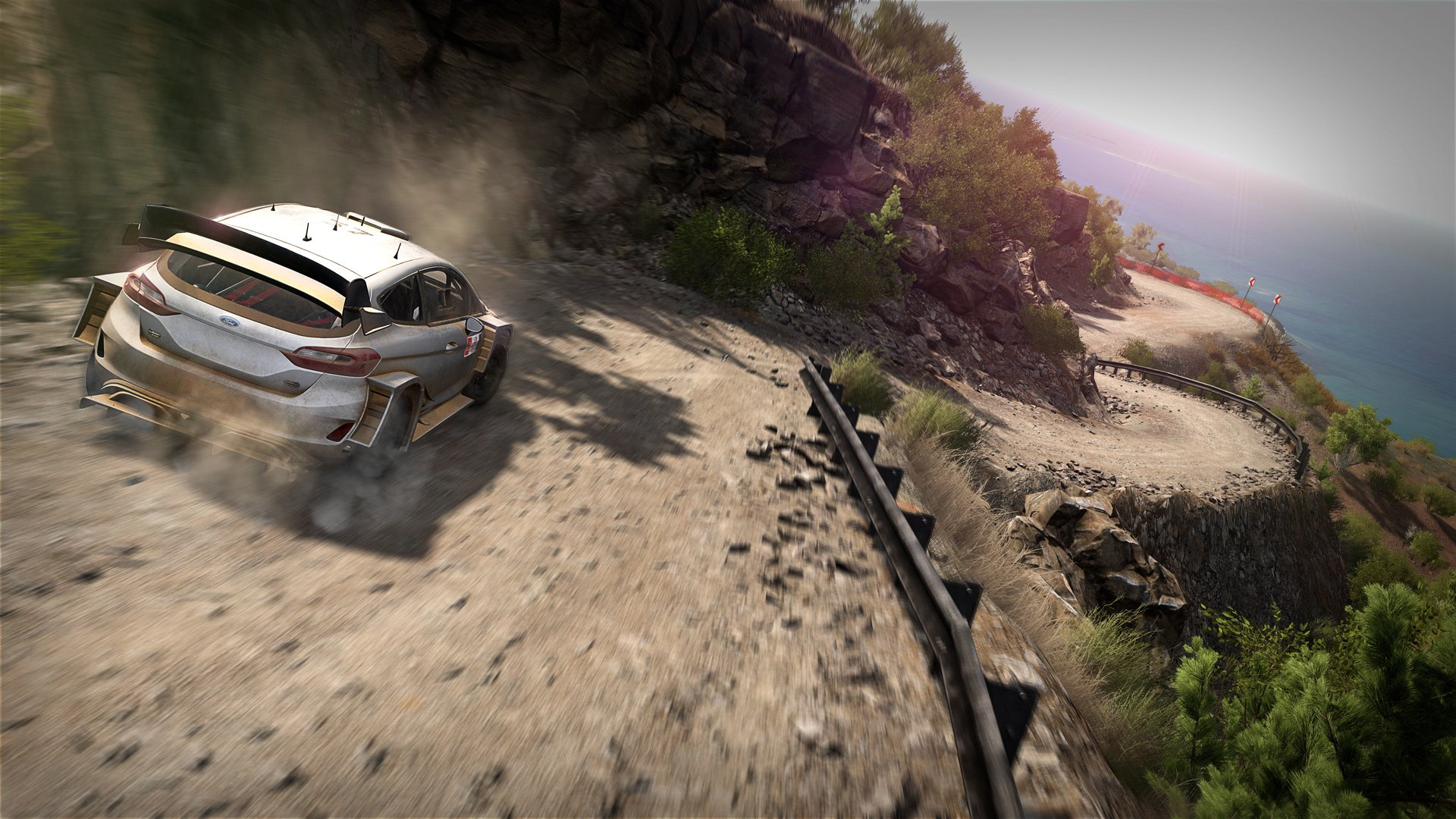 WRC FIA World Rally Championship 1