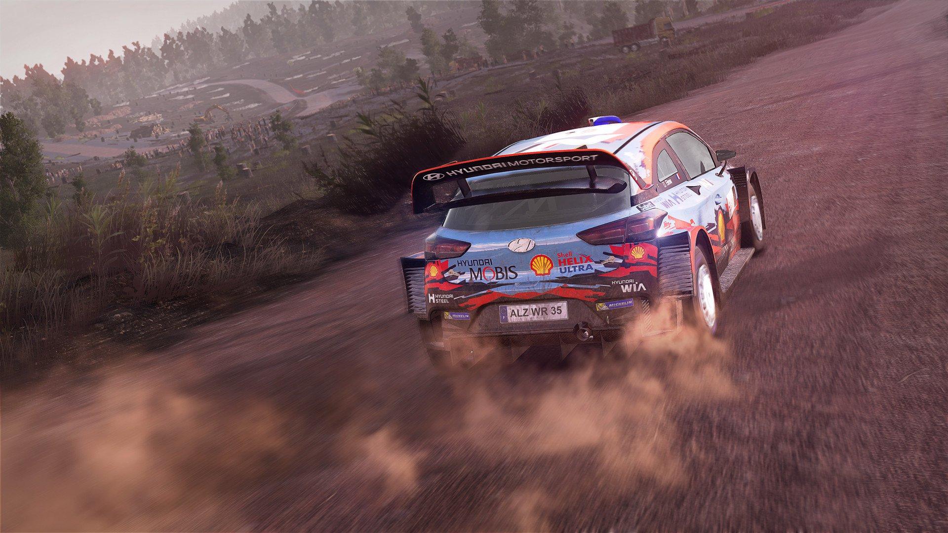 WRC FIA World Rally Championship 9