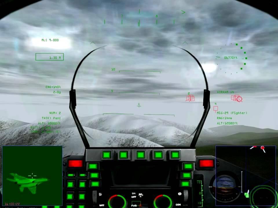 Eurofighter Typhoon 7