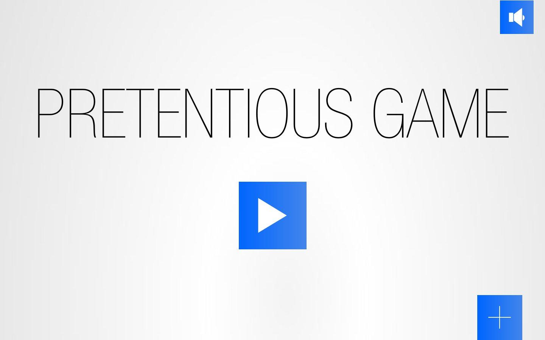 Pretentious Game 1