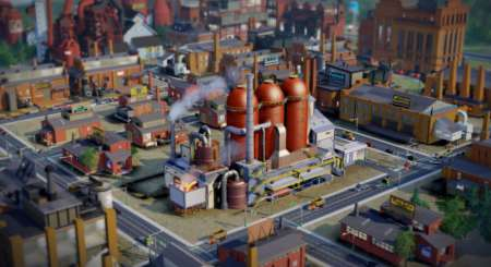 SimCity Limited Edition 2038