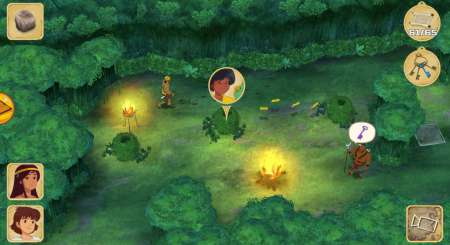 The Mysterious Cities of Gold Secret Paths 2