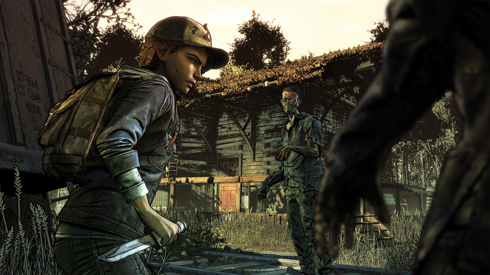 The Walking Dead The Final Season 6