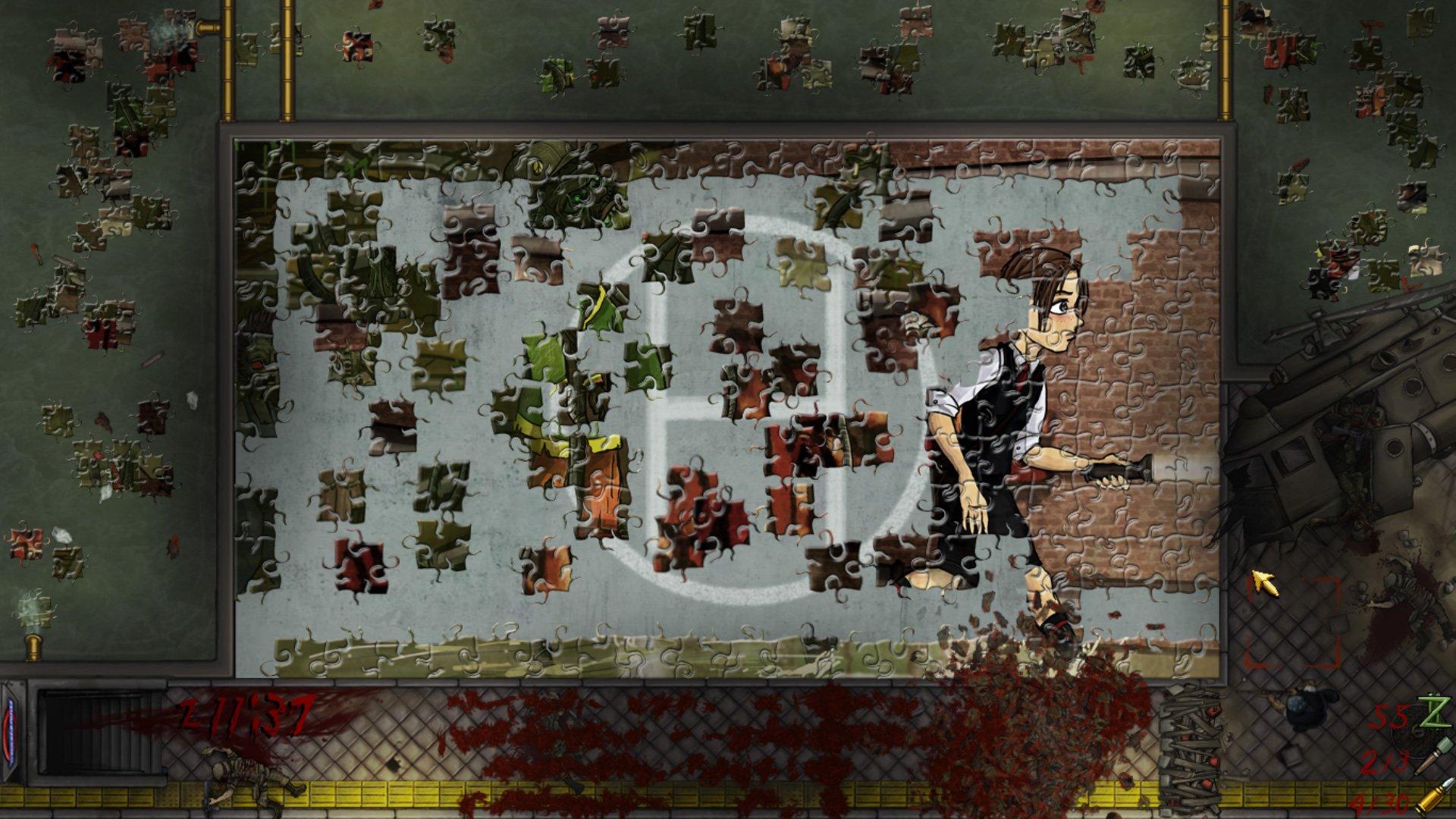 Pixel Puzzles UndeadZ 3