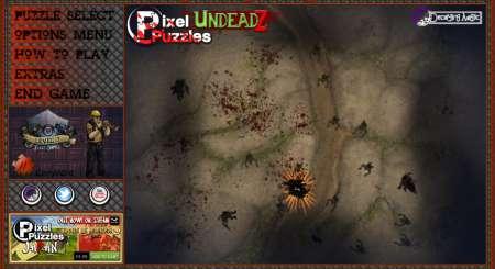 Pixel Puzzles UndeadZ 10