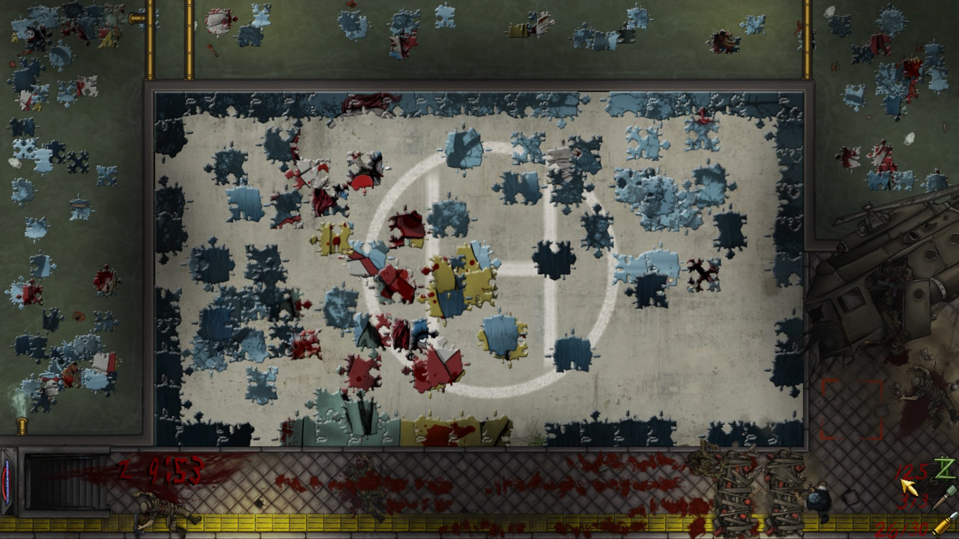 Pixel Puzzles UndeadZ 8
