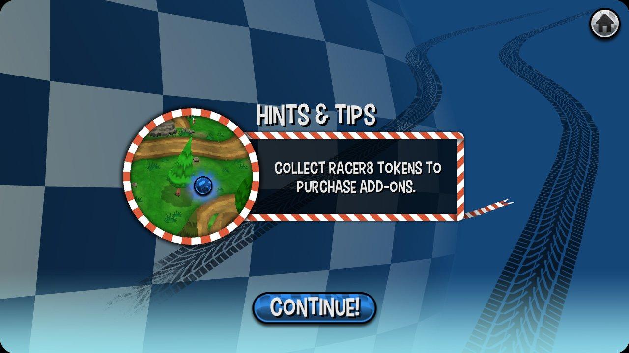 Racer 8 10