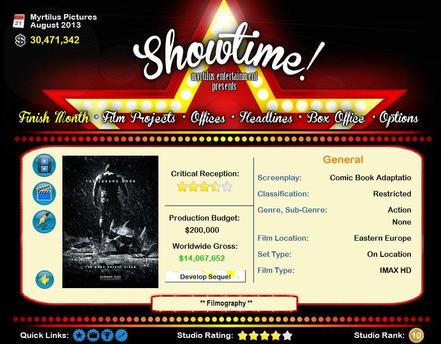 Showtime! 8