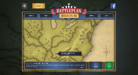 Battleplan American Civil War 1