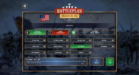 Battleplan American Civil War 7