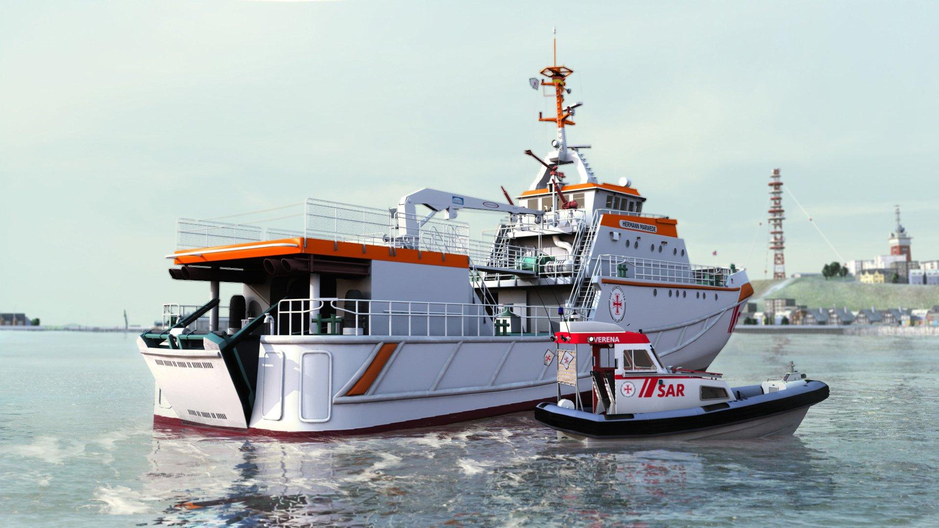 Ship Simulator Maritime Search and Rescue 1