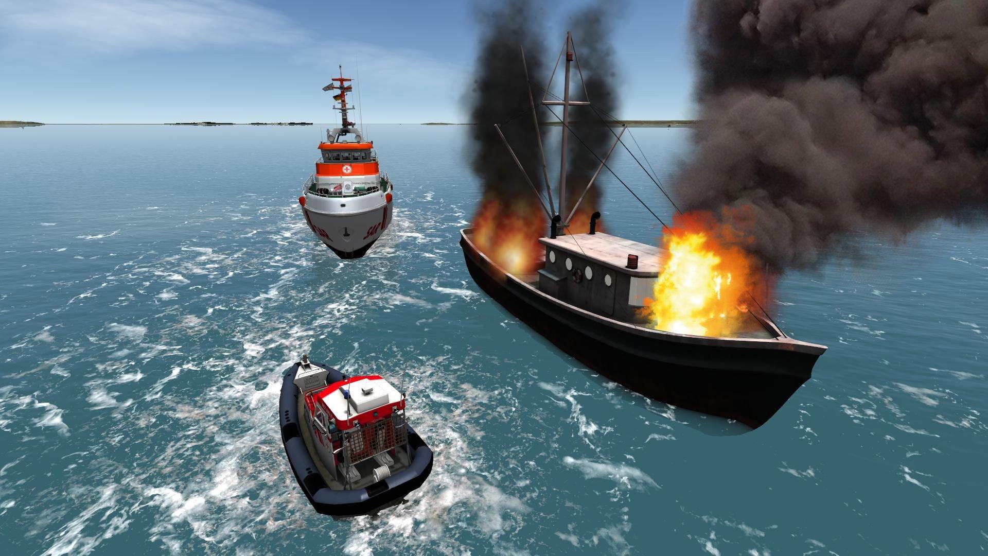 Ship Simulator Maritime Search and Rescue 4