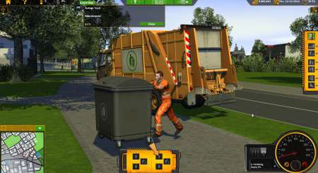 RECYCLE Garbage Truck Simulator 2