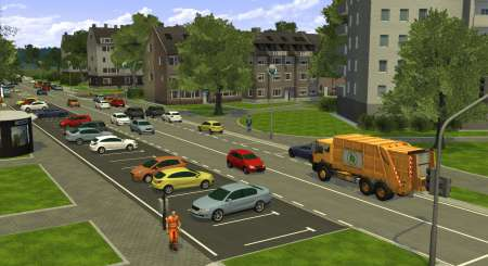 RECYCLE Garbage Truck Simulator 5