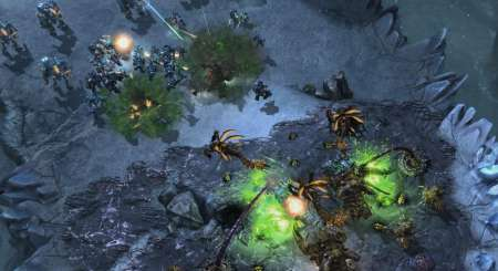 StarCraft 2 Heart of the Swarm 676