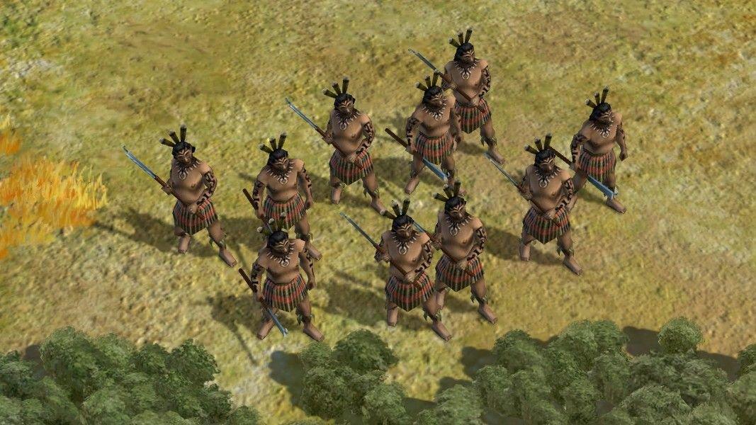 Sid Meiers Civilization V Civilization and Scenario Pack Polynesia 2