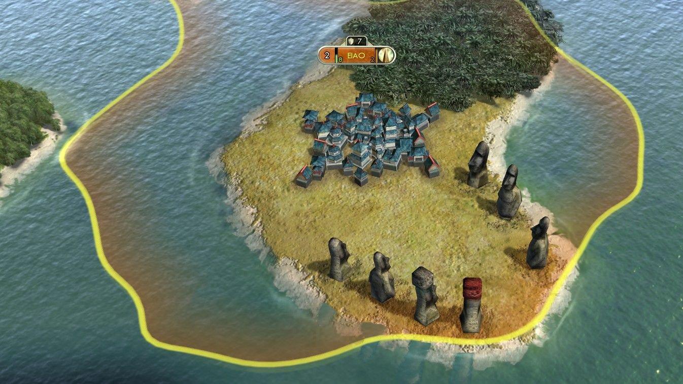 Sid Meiers Civilization V Civilization and Scenario Pack Polynesia 4