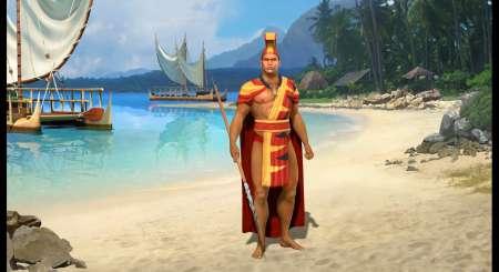 Sid Meiers Civilization V Civilization and Scenario Pack Polynesia 1