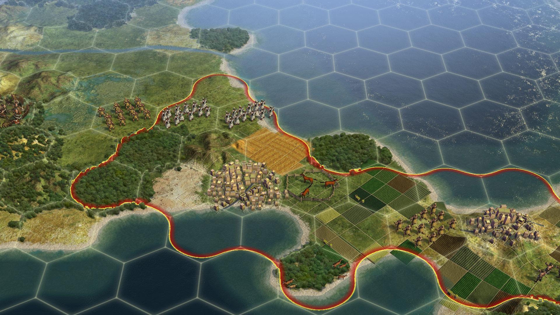 Sid Meiers Civilization V Babylon 3