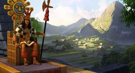 Sid Meiers Civilization V Civilization and Scenario Pack Spain and Inca 1