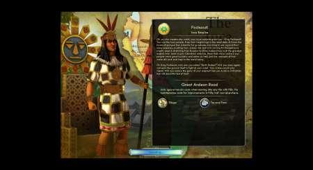 Sid Meiers Civilization V Civilization and Scenario Pack Spain and Inca 5