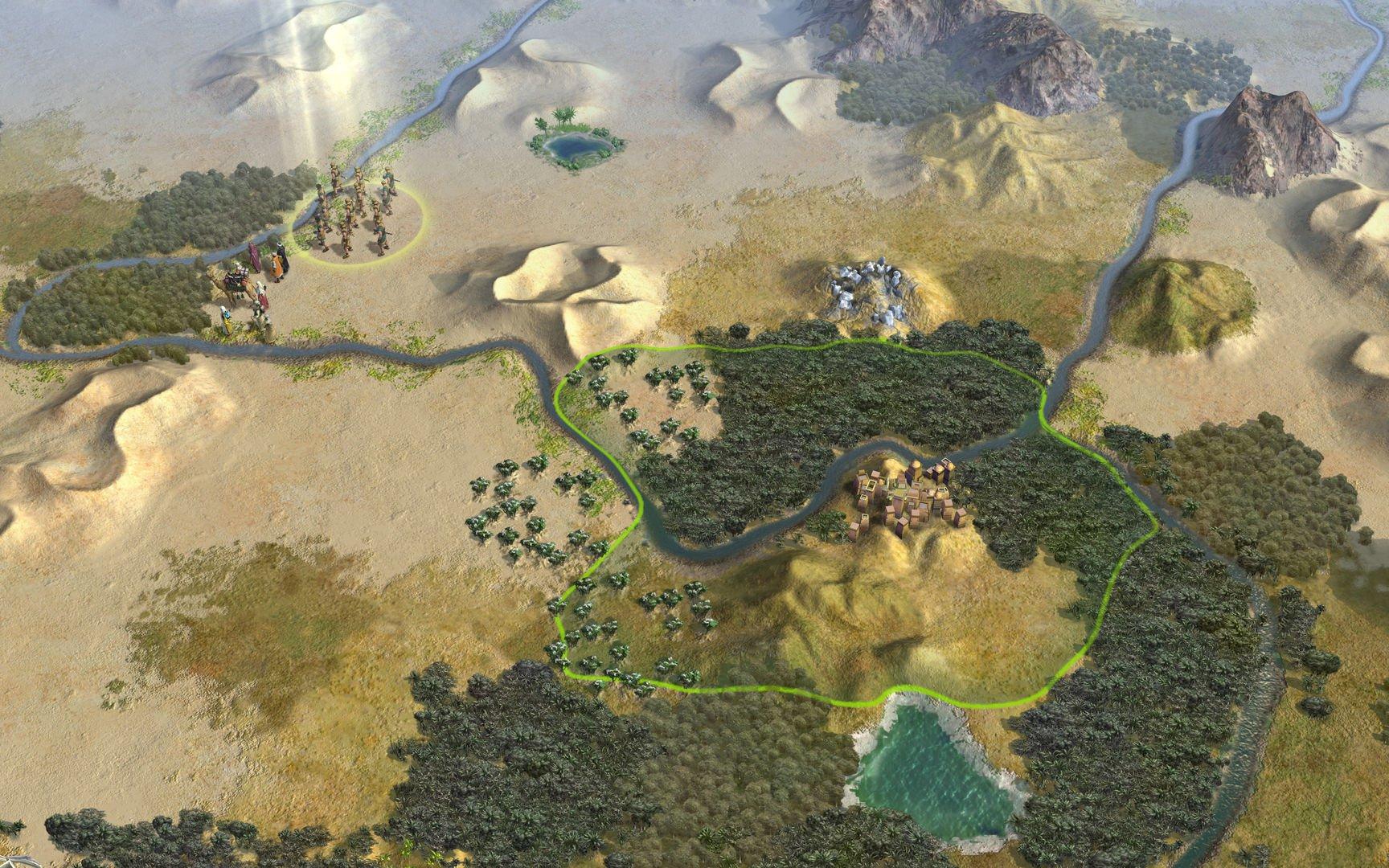 Sid Meiers Civilization V Explorers Map Pack 4