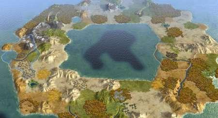 Sid Meiers Civilization V Explorers Map Pack 2