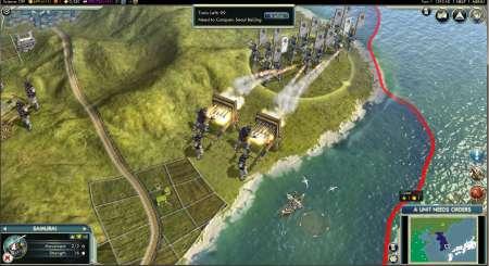 Sid Meiers Civilization V Civilization and Scenario Pack Korea 2
