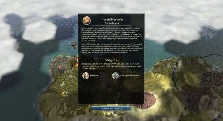 Sid Meiers Civilization V Civilization and Scenario Pack Denmark The Vikings 4