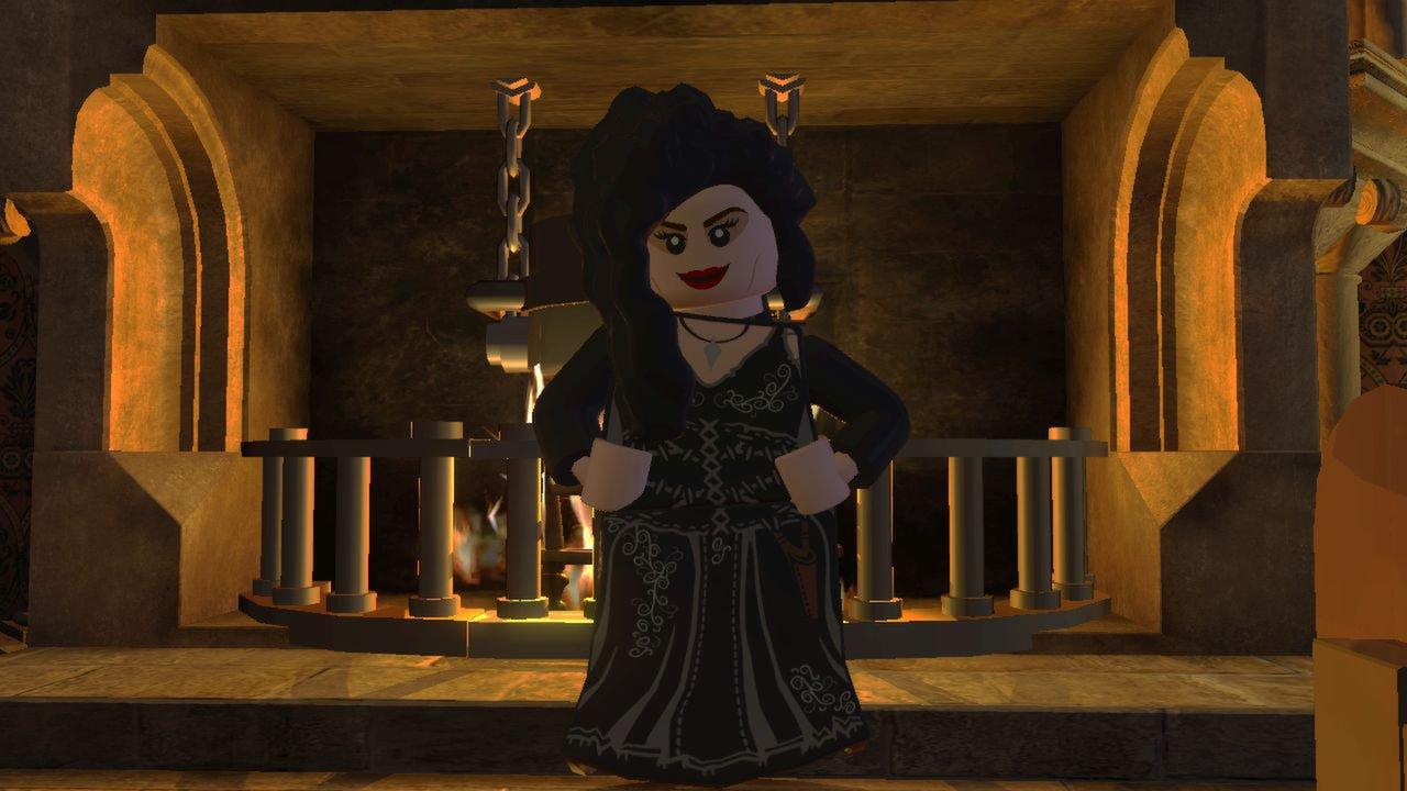 LEGO Harry Potter 5-7 4