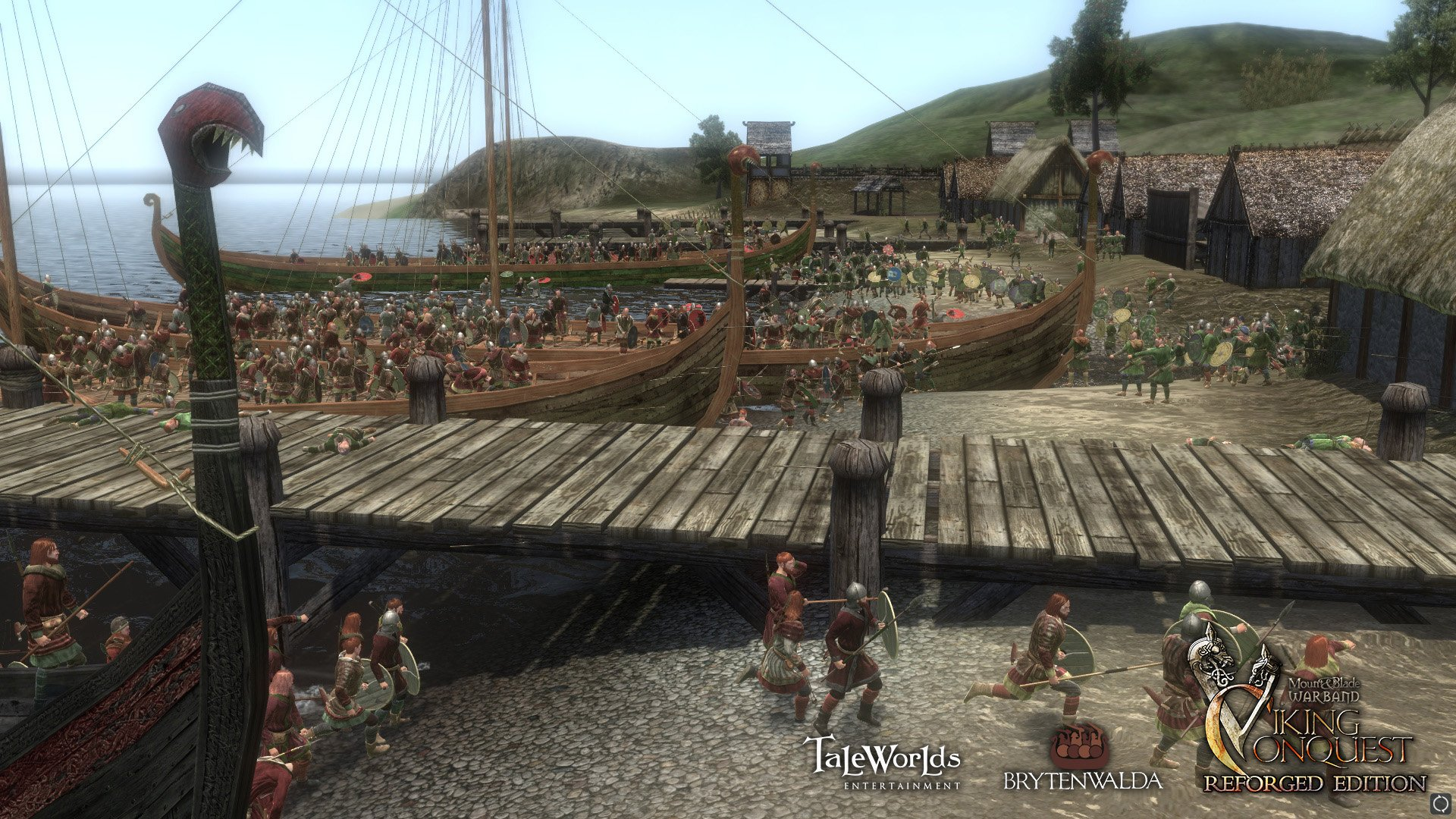 Mount and Blade Warband Viking Conquest Reforged Edition 3