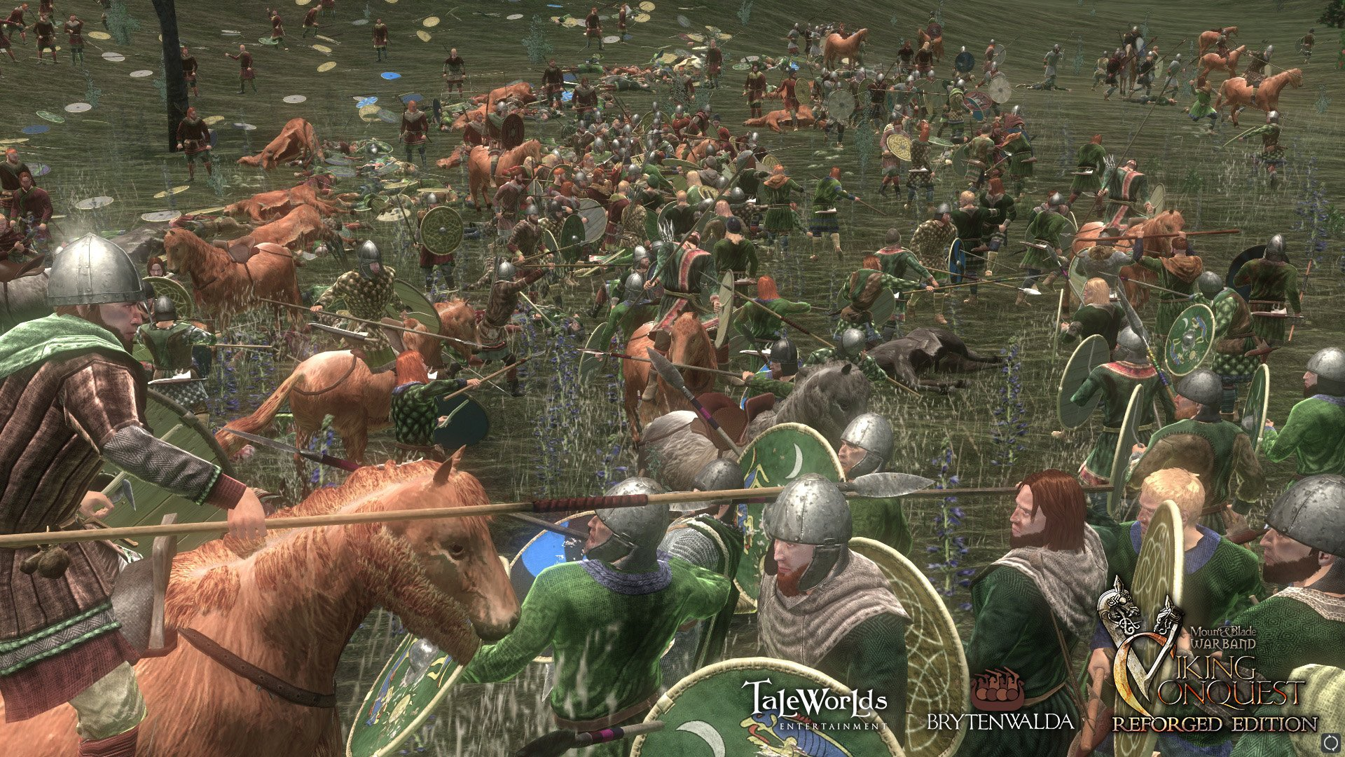 Mount and Blade Warband Viking Conquest Reforged Edition 6