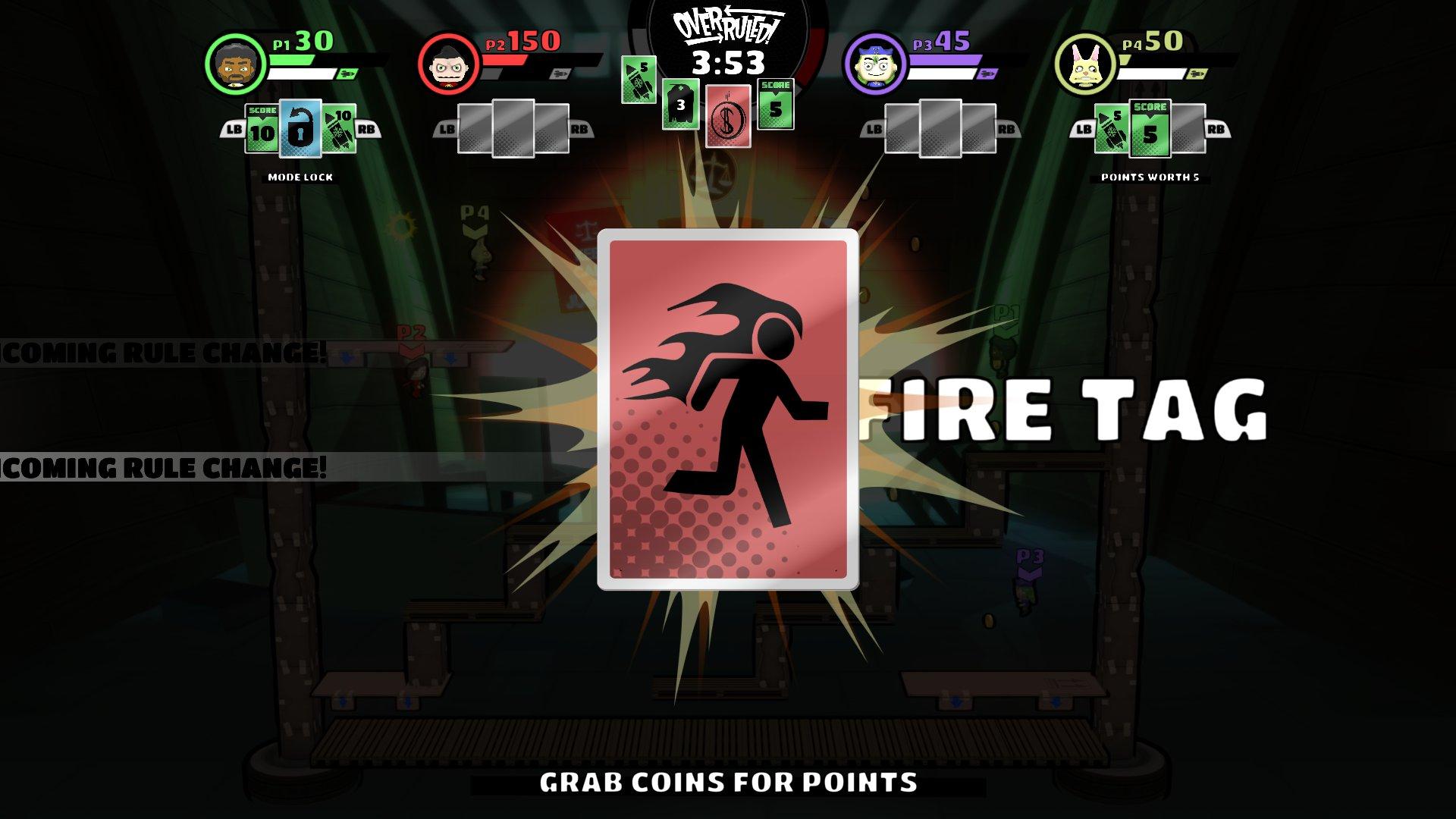 Overruled! 4-Pack 2