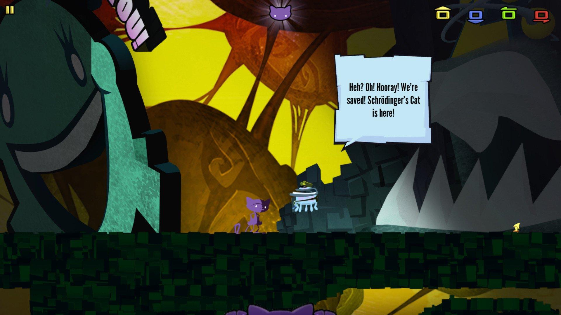 Schrodingers Cat Raiders of the Lost Quark 10
