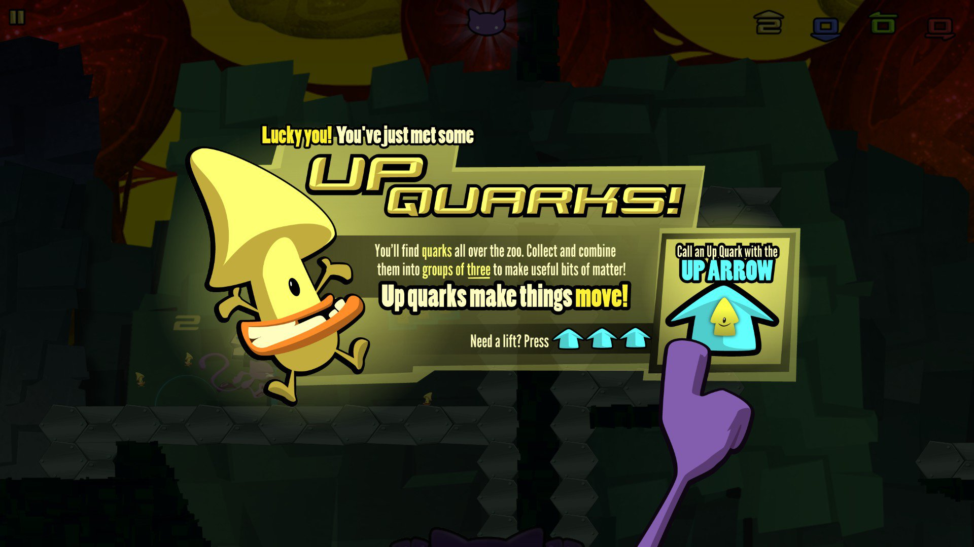 Schrodingers Cat Raiders of the Lost Quark 2