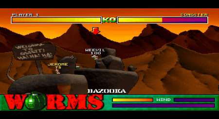 Worms 8