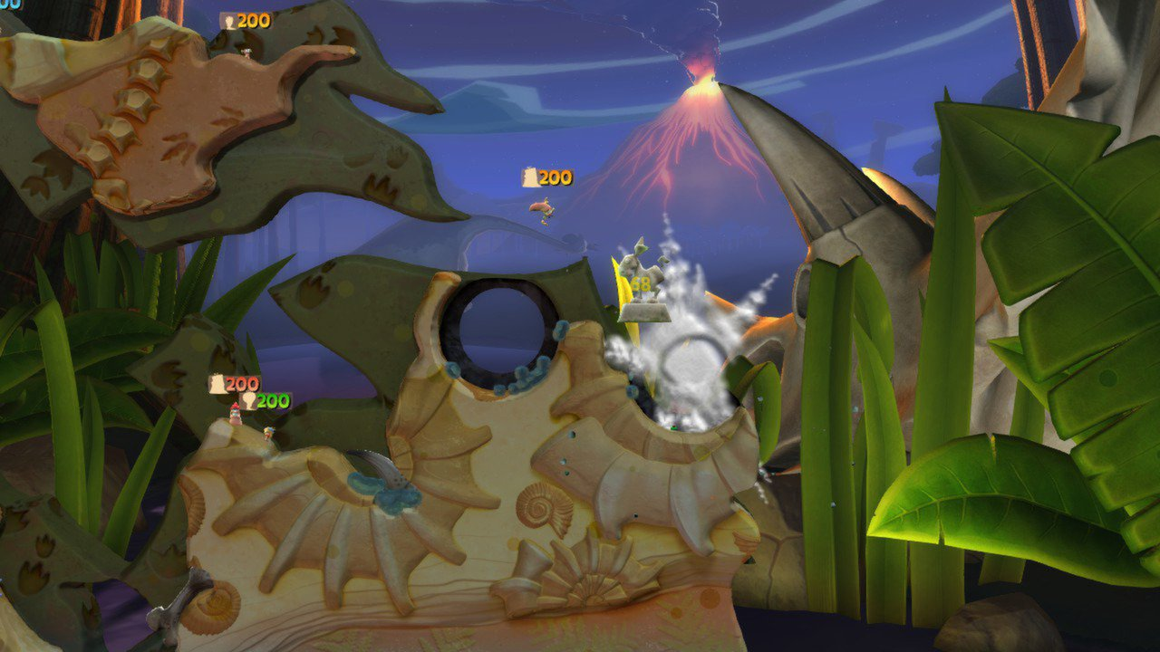 Worms Clan Wars 3