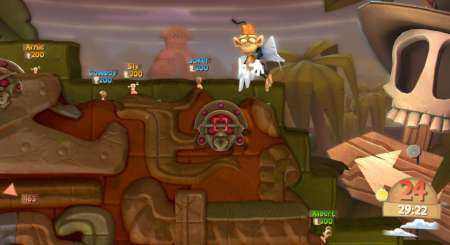 Worms Clan Wars 2