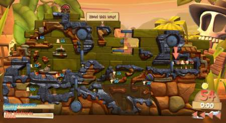 Worms Clan Wars 4