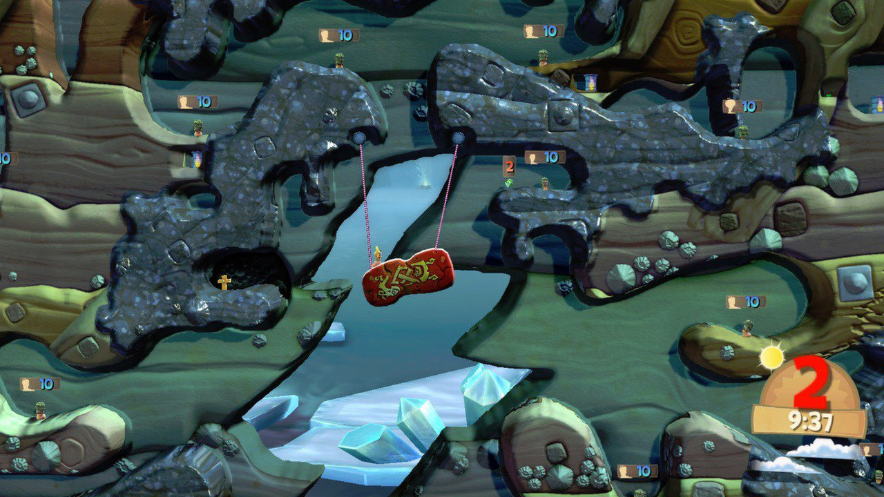 Worms Clan Wars 8