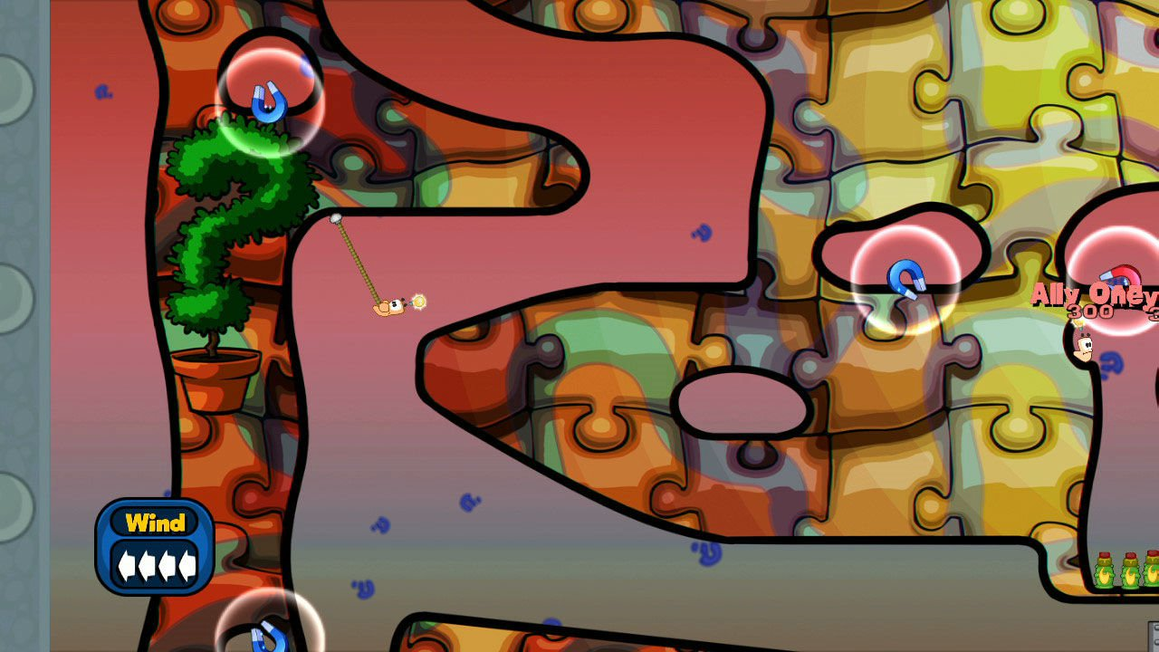 Worms Reloaded Puzzle Pack 2