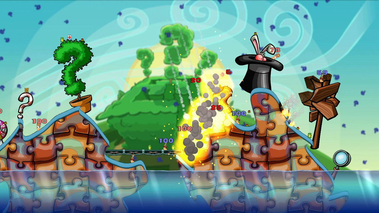 Worms Reloaded Puzzle Pack 3