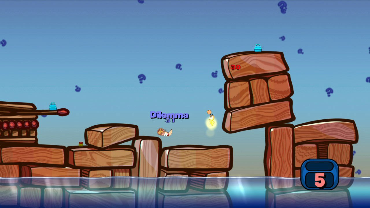 Worms Reloaded Puzzle Pack 4